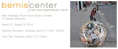 mary mattingly bemis center for contemporary arts